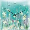 """Часы настенные """"Полевые цветы"""" (300мм) [Стекло, Открытые]"""