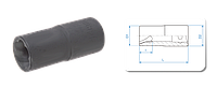 Головка для  поврежденных гаек 19 мм