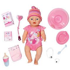 Інтерактивна лялька Baby Born Zapf Creation 822005