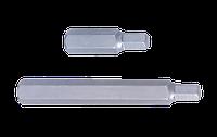 Бита шестигранная Hex 12 мм (10х80мм)  KINGTONY 168012H