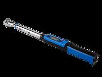 Электронный динамометрический ключ 1/2, 40-200 Нм, цифровой дисплей