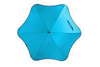 Зонт BLUNT Lite+ Blue голубой полиэстер 6 спиц механика Диаметр купола 1050 мм Новая Зеландия