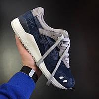 Мужские кроссовки Asics Gel Lyte 3 GEORGETOWN Blue/Gray