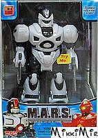 Робот M.A.P.S Кібер-Бот на бат. 4 ас. Hap-p-kid, белый, Белый