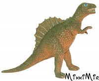 Доісторичні динозаври, 16 см в асортименті HGL, гребень на спине, 2 лапы