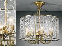 Потолочный светильник LA LAMPADA PL 116/6.40 GRANIGLIA GLASS