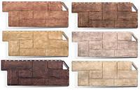 Фасадные панели литьевые Альта Профиль