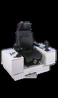 Поворотный крановый пульт управления (кресло-пульт) KST 5 W.GESSMANN GMBH, фото 1