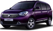 Фаркопы на Renault Lodgy (c 2013--)