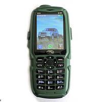 Мобильный телефон Hope S23 Land Rover 3 SIM Power Bank, USB-лампа (Ленд Ровер S23) Реплика, фото 1