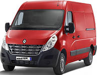 Фаркопы на Renault Master (с 2010--)