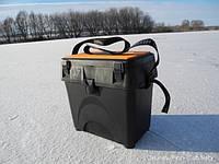 Ящик для зимней рыбалки производства Россия