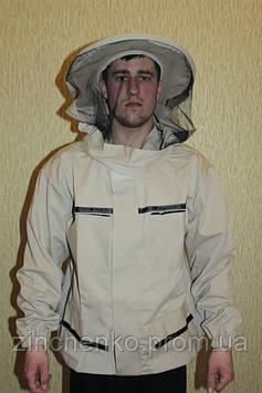Куртка пчеловода 100% котон, маска класического образца (Экспорт)