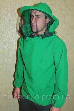Куртка пчеловода габардин, маска класического образца