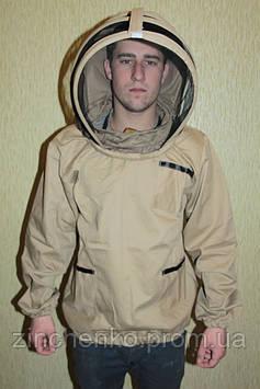 Куртка пчеловода котон, маска европейского образца
