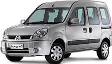 Фаркопы на Renault Kangoo (1997-2008)