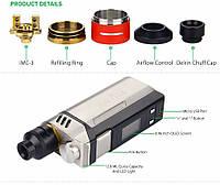 Электронная сигарета IJOY RDTA BOX Kit 200Вт ТС, фото 1