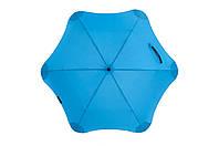 Зонт BLUNT XS Metro Blue голубой полиэстер 6 спиц полуавтомат  Диаметр купола 950 мм Новая Зеландия