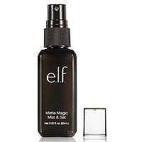 Матирующий спрей-фиксатор макияжа elf Matte Magic Mist & Set