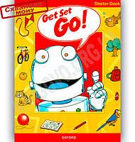 Підручник Англійська мова Get Set Go Starter Book Авт: Cathy Lawday Вид-во: Oxford