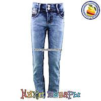 Светлые джинсы для девочек от 5 до 10 лет (5010)