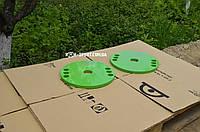 Диски стальные 2 по 10 кг - 51 мм