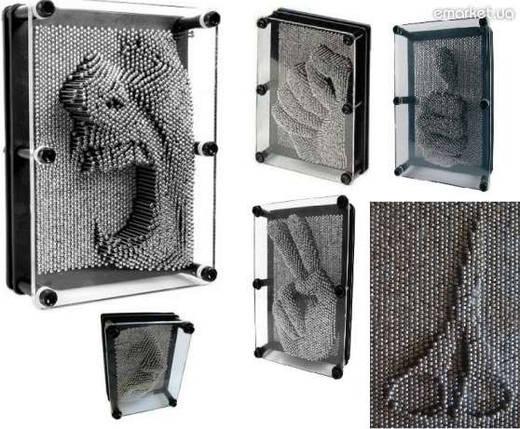Гвозди скульптор 3D ART-PIN арт пин средние , фото 2