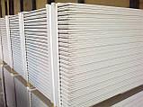 Гипсокартон потолочный KNAUF 9,5мм (1,2*2,5м), фото 5