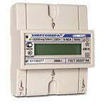 ЦЭ 6807Б-UK 1,0 220В 5-60А M6P5Д2 электросчетчик однофазный однотарифный двухэлементный