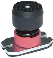 Телескопические виброопоры тип PMNaXb 101
