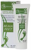 Bema Cosmetici крем-дезодорант для ног DEEDORANT CREAM FOR FEET 50 мл 8010047119612