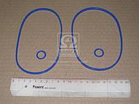Р/к масляного фильтра Камаз (2 наим.) синий силик. (пр-во ГарантАвто) 740-1017001