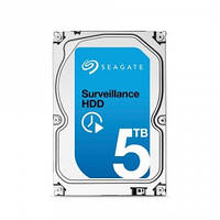 Жесткий диск Seagate Surveillance 5ТB 128MB ST5000VX0001 3.5 SATA III // 14043