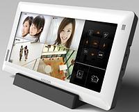 Видеодомофон Kocom KVR-A510 BLACK / WHITE // 41088