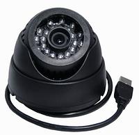 Видеокамера цветная купольная  LUX   511  TF // 12989