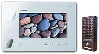 Комплект видеодомофона COMMAX CDV-70P + DRC-4CPN2 // 41186