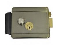 Falcon Eye Lock Chrome  - электромеханический накладной замок // 41208