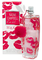 Туалетная вода женская Naomi Campbell Cat Deluxe With Kisses
