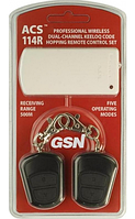 Радиокнопка GSN ACS-114 R // 41260