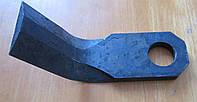 Ножі для подрібнення кукурудзи, соняха. Ножі подрібнювача-мульчувача.
