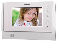 Видеодомофон  COMMAX CDV-70UX White // 41332