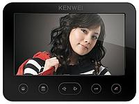 Видеодомофон Kenwei   E706FC-W100 // 41361