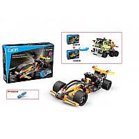 Конструктор - аналог Lego Спортивный болид CaDA TECHNIC (инерционный)