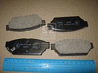 Колодка торм. MITSUBISHI LANCER 92-,CARISMA 95-00.7 REAR (пр-во MK Kashiyama) D6067M, ACHZX