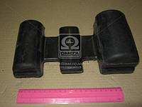 Подушка рессоры передней КРАЗ (пр-во Украина) 214-2902430А2