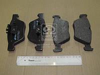 Колодка торм. MB E-CLASS (W210) передн. (пр-во REMSA) 0601.00