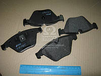 Колодка торм. BMW 5(F10) 523I,528I,520D,525D,530D 2010- передн. (пр-во REMSA) 0857.10