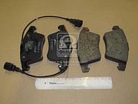 Колодка тормозная Volkswagen TOUAREG передн. (производство REMSA) (арт. 1045.22), AEHZX