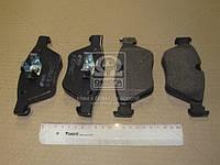 Колодка торм. BMW 1(E81/87) 05-,3(E90/91/92) 05- передн. (пр-во REMSA) 1052.10