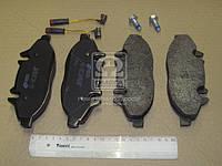 Колодка торм. MB VIANO (W639), VITO (W639) передн. (пр-во REMSA) 1109.02